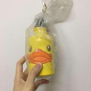 B duck 水樽