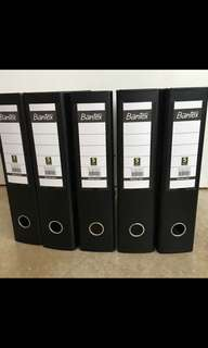 BN A4 Ring File