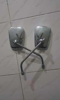 Vespa Mods Side Mirrors