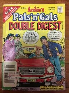 Archie comic no.30