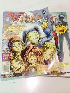 W.i.t.c.h. Comics