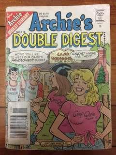 Archie comic No.118