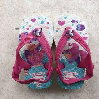 BR19 Havaianas Baby Sandals