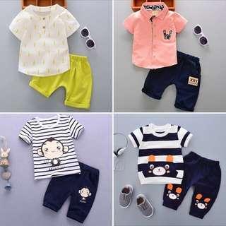 (開倉)嬰幼兒套裝