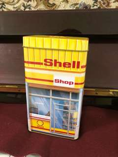 BN Shell Container