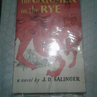 Catching in The Rye