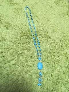 土耳其帶回 土耳其藍串珠項鍊