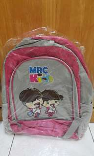 (New and Unopened) Lovely Bag / Backpack /School Bag for Young Children
