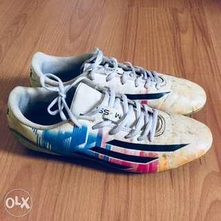 Adidas Soccer Football Shoes Messi F5 TRX FG