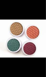 Colourpop's Studio 1400 Super Shock Shadow Collection