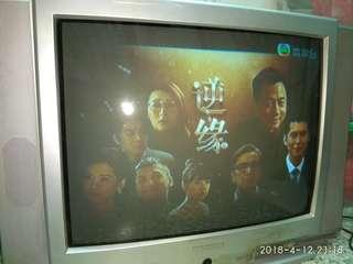 TOSHIBA舊式電視 自由出價