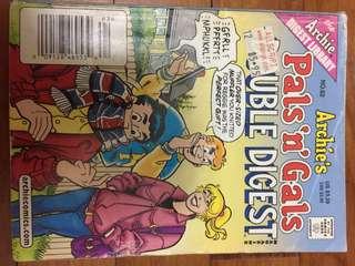 Archie comic no 62
