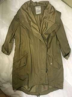 Bershka Windbreaker Jacket (Medium)