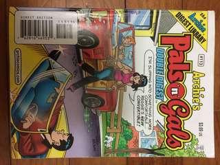 Archie comic no 113