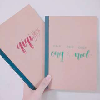 Customizable Notebooks 🌙