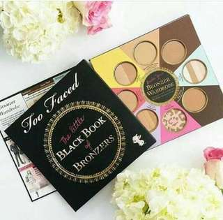 Too Faced The Little Black Book Of Bronzer