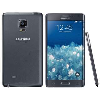 Samsung Note Edge 32GB (Used Import Set)