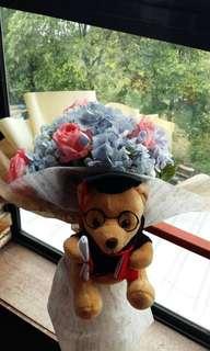 Hydrangea Graduation