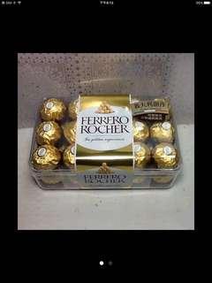 意大利金莎巧克力-三十粒分享禮盒