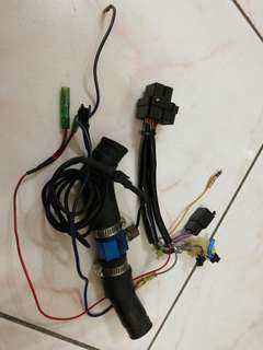 ORIGINAL UMA RACING METER WIRING FOR LC 135 V2 V3 V4
