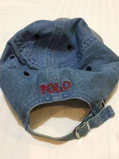 Original Ralph Lauren Denim Cap