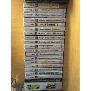 Used 3DS games from RM80!!