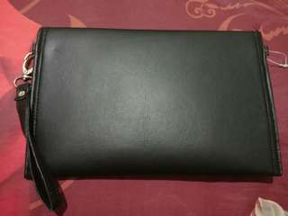 Tas tangan black