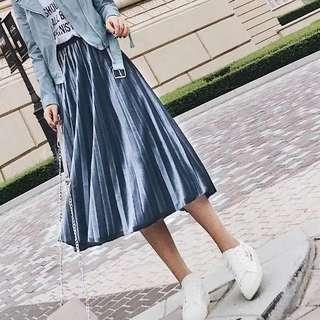 絲絨長裙(買五送一)