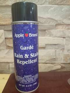 New Apple Garde Rain & Stain Repellent for leather bags