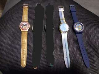 Swatch watch - ALL for $60!