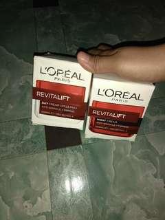 Revitalift Day & Night Cream