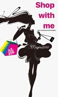 South Korea Personal Shopper