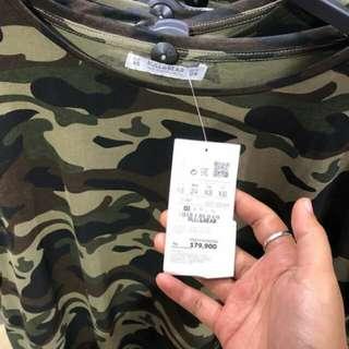 T-Shirt army p&b