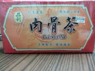 品利肉骨茶雙料六包裝450g