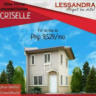 Criselle Single Firewall 2Br And 1Toilet/Bath