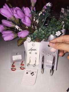 ALL FOR RM15 ; Earrings