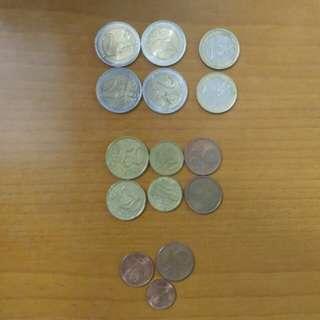 歐圓硬幣(不散賣)