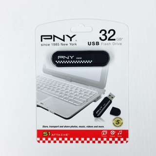 全新行貨 PNY 32GB USB Flash Drive USB手指