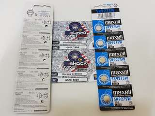 SR927SW (395) Maxell Watch Battery