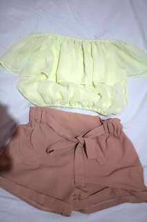 CANDY SHORT BEIGE