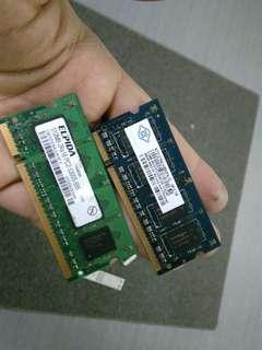 RAM 512 x 2 = RM20 (termasuk post)