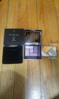 Guerlain 紫色系眼影盤