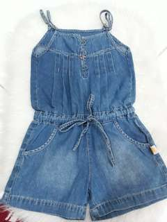 Jumpsuit Denim 3th