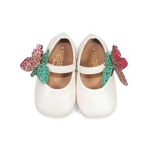 Prewalker shoes sepatu bayi baby girl gwen ella white