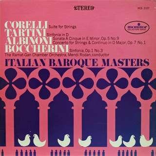 corelli Vinyl LP, used, 12-inch original pressing