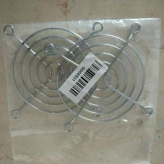 Pack Of 80mm Fan Grills X 2