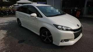 Toyota Wish 1.8S