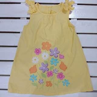 Gymboree cute yellow dress