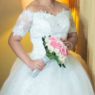 Wedding Gown (Used)