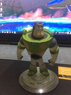 DISNEY INFINITY Chrystal Buzz Lightyear (ToysRUs ezclusives rare out of the market)